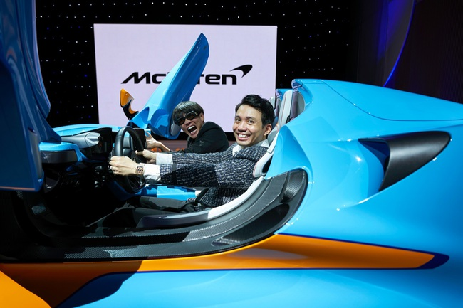 McLaren Elva đến Sài Gòn và cuộc gặp gỡ riêng với  nhà sưu tầm Minh Nhựa - Ảnh 12.