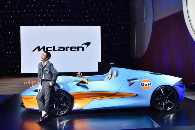 McLaren Elva đến Sài Gòn và cuộc gặp gỡ riêng với  nhà sưu tầm Minh Nhựa - Ảnh 13.