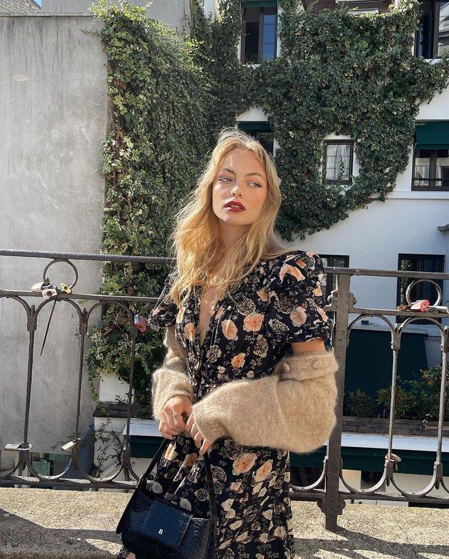 Trời se lạnh, học 12 cách diện áo cardigan sang chảnh của gái Pháp là chuẩn không cần chỉnh - Ảnh 13.