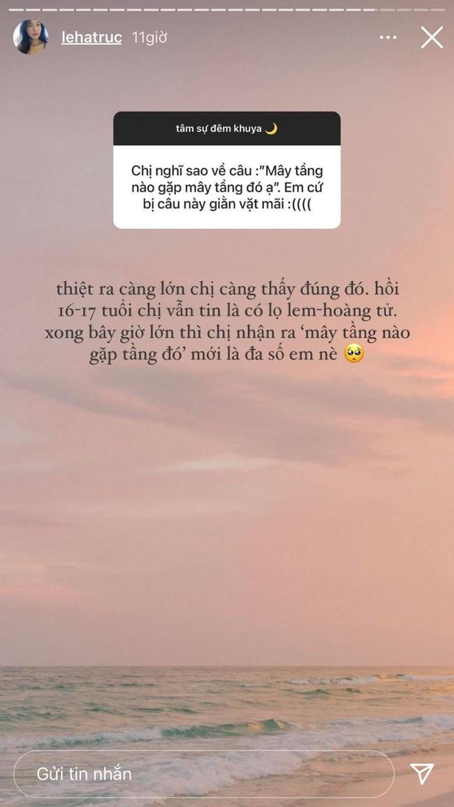 """Từng bị nói là ăn bám bồ, bạn gái cơ trưởng trẻ nhất Việt Nam bày tỏ quan điểm về câu nói """"mây tầng nào gặp mây tầng đó"""" nghe xong cũng thấy thuyết phục!  - Ảnh 1."""