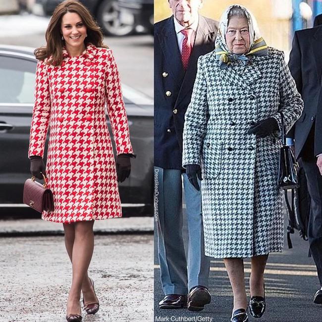 Nhìn những lần Công nương Kate diện đồ hao hao Nữ hoàng Anh, dân tình khen cô đã rất ra dáng Hoàng hậu tương lai - Ảnh 5.