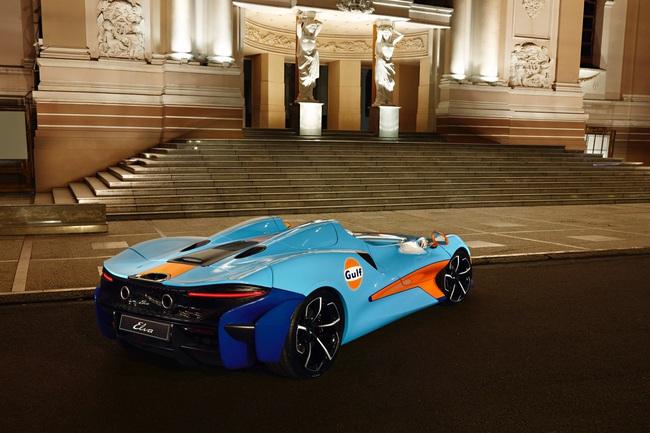 McLaren Elva đến Sài Gòn và cuộc gặp gỡ riêng với  nhà sưu tầm Minh Nhựa - Ảnh 3.