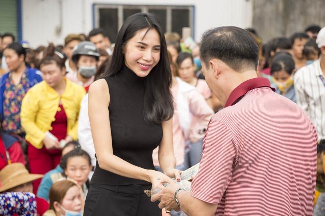 Báo cáo tỉnh Quảng Nam gửi Bộ Công an về hoạt động từ thiện của ca sĩ Thủy Tiên có gì? - Ảnh 1.