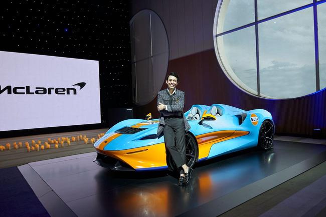 McLaren Elva đến Sài Gòn và cuộc gặp gỡ riêng với  nhà sưu tầm Minh Nhựa - Ảnh 8.