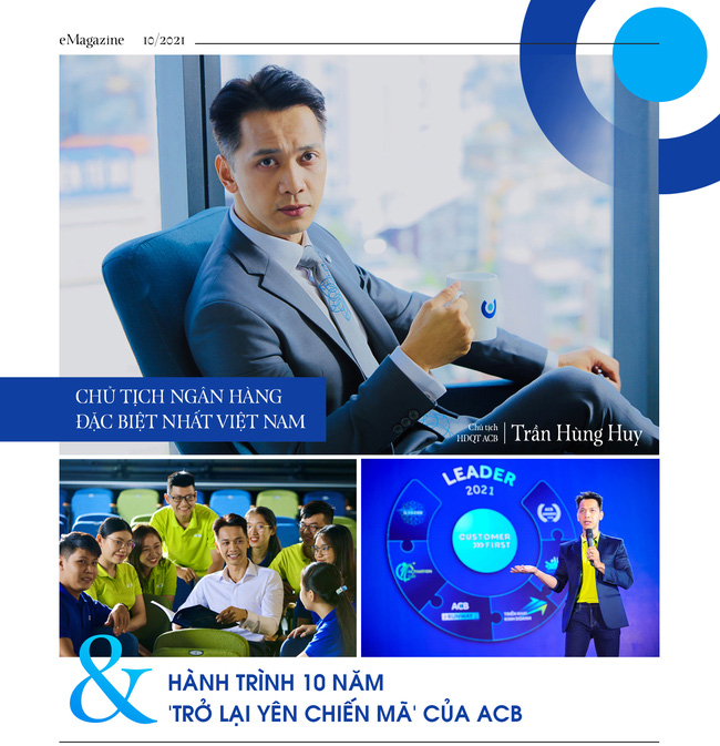 Chủ tịch ngân hàng đặc biệt nhất Việt Nam và hành trình 10 năm 'trở lại yên chiến mã' của ACB - Ảnh 1.