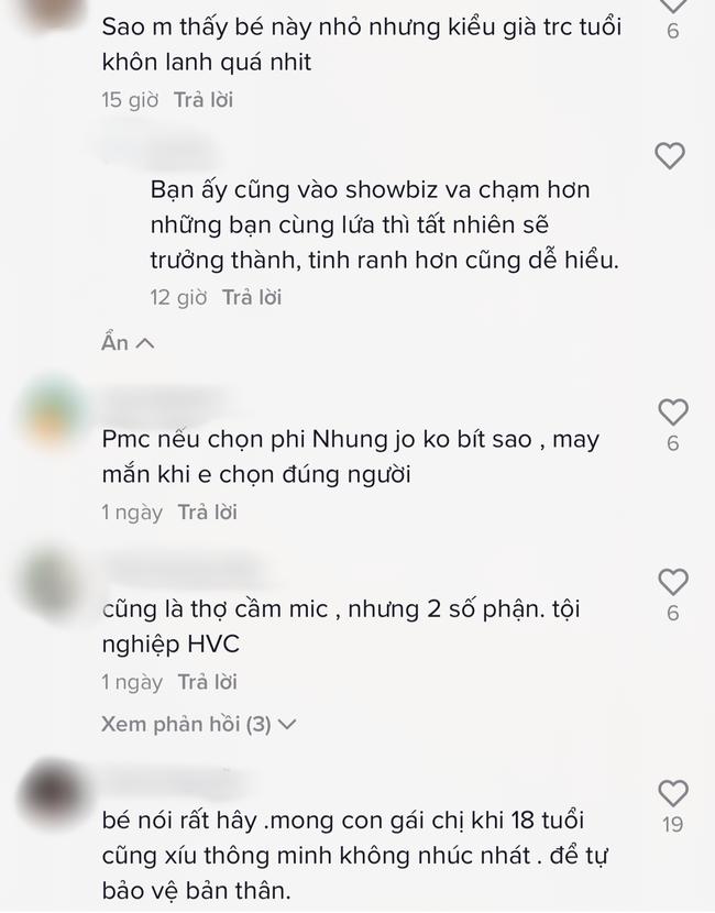 Phương Mỹ Chi đăng clip nói gì mà bị cho là bênh vực Hồ Văn Cường, netizen còn soi mói cả ngoại hình - Ảnh 4.