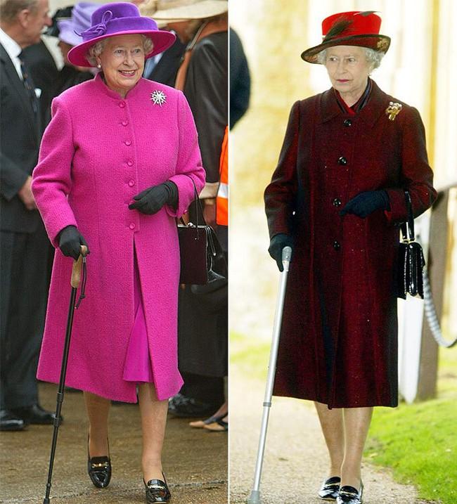 Nữ hoàng Anh gây lo lắng khi xuất hiện với chi tiết bất thường, vợ chồng Meghan bị réo tên chỉ trích - Ảnh 2.