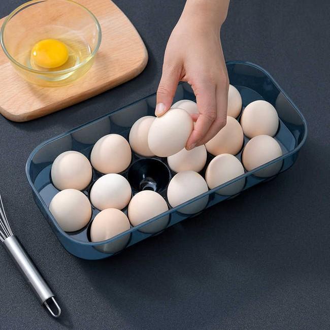 """Bảo quản trứng theo cách này, chị em yên tâm không bị nhiễm khuẩn, chuyên gia chỉ ra """"lỗ hổng"""" khiến ai cũng ngớ người, hóa ra bao lâu nay mình vẫn làm sai - Ảnh 5."""
