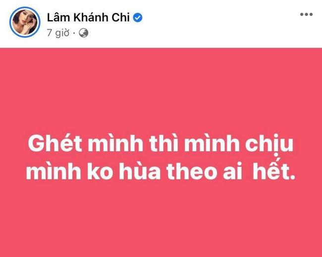 Bị ghét vì công khai bênh vực Hồ Văn Cường, nữ ca sĩ nổi tiếng này chỉ thản nhiên nói một câu - Ảnh 3.