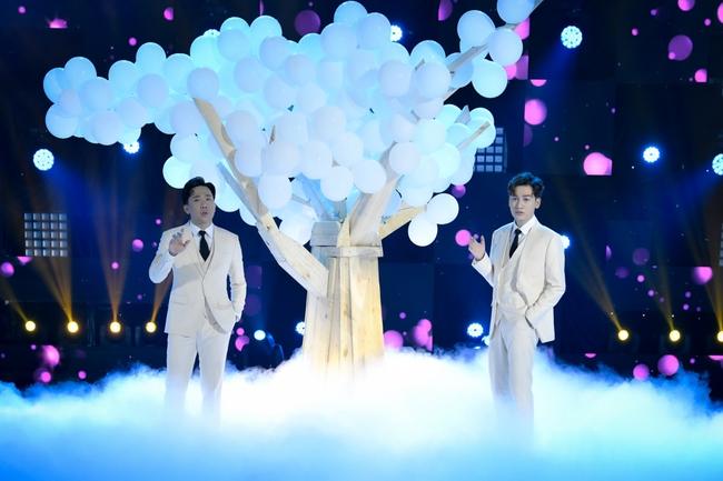 Hồ Ngọc Hà hát nhạc xuân mới, tiếp tục sánh đôi bên Trấn Thành trở thành cặp  MC duyên dáng - Ảnh 8.