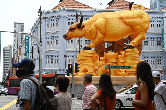Phong tục đầu năm thú vị ở các nước đón Tết âm lịch giống Việt Nam:  - Ảnh 3.