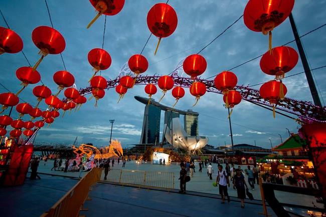 Phong tục đầu năm thú vị ở các nước đón Tết âm lịch giống Việt Nam:  - Ảnh 9.