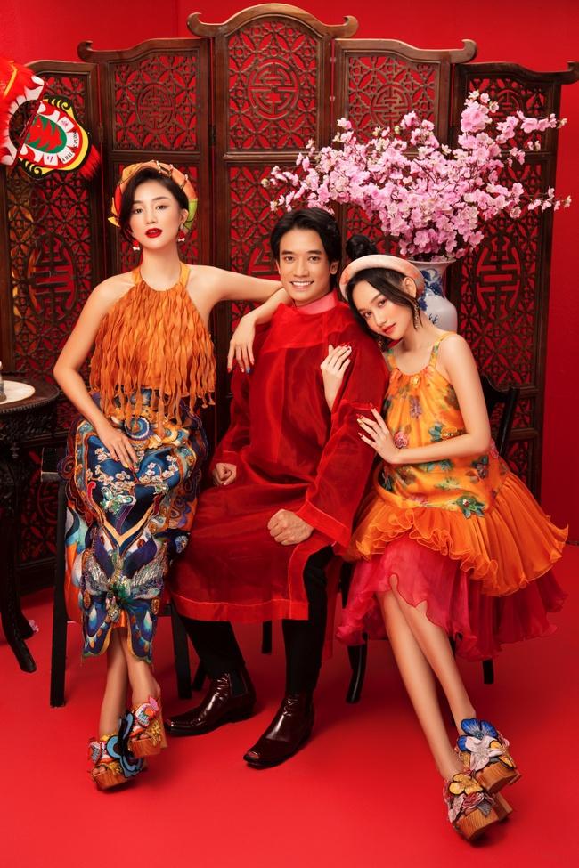 Trúc Anh - Salim yêu kiều trong phim kinh dị về búp bê của Victor Vũ, đáng chú ý là Chi Pu lại vắng mặt  - Ảnh 9.