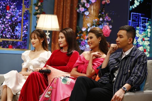 """Chương trình hội tụ tất cả """"vũ trụ VTV"""": Dàn sao Nam - Bắc tề tựu nhưng Hồng Đăng - Hồng Diễm vẫn dính như sam - Ảnh 5."""