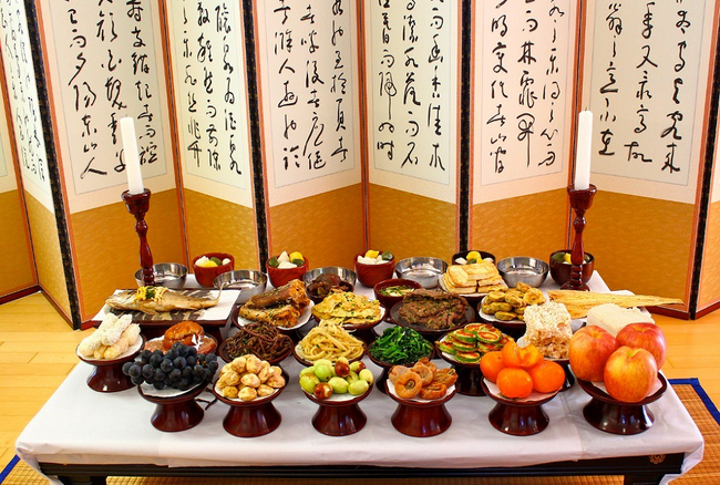Tết Nguyên Đán tại Hàn Quốc: Giống các nước Á Đông về ý nghĩa nhưng lại khác xa về phong tục và ẩm thực - Ảnh 2.