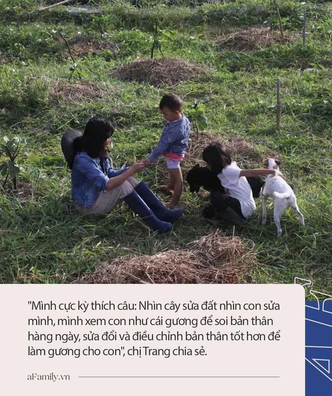 """Bà mẹ 2 con """"bỏ phố về quê"""" sống cuộc sống đẹp như tranh, chia sẻ kinh nghiệm đồng hành cùng cùng con học khiến ai nấy xuýt xoa - Ảnh 9."""