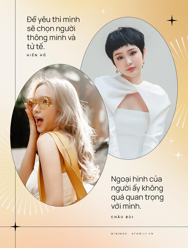 """Đầu xuân trò chuyện cùng 2 """"quý cô tuổi Trâu"""" Hiền Hồ - Châu Bùi: Định nghĩa về hạnh phúc ở tuổi 23 và bật mí hình mẫu đàn ông lý tưởng - Ảnh 11."""