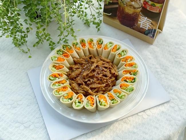 Món ăn 10 điểm cho bàn tiệc Tết vì làm siêu đơn giản lại nhiều rau và đẹp mắt  - Ảnh 12.