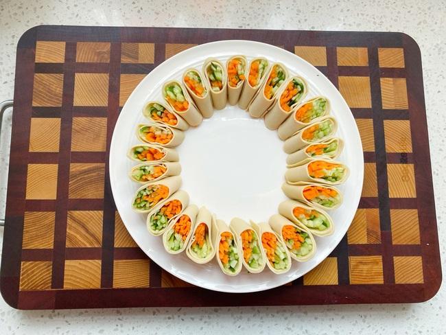 Món ăn 10 điểm cho bàn tiệc Tết vì làm siêu đơn giản lại nhiều rau và đẹp mắt  - Ảnh 6.