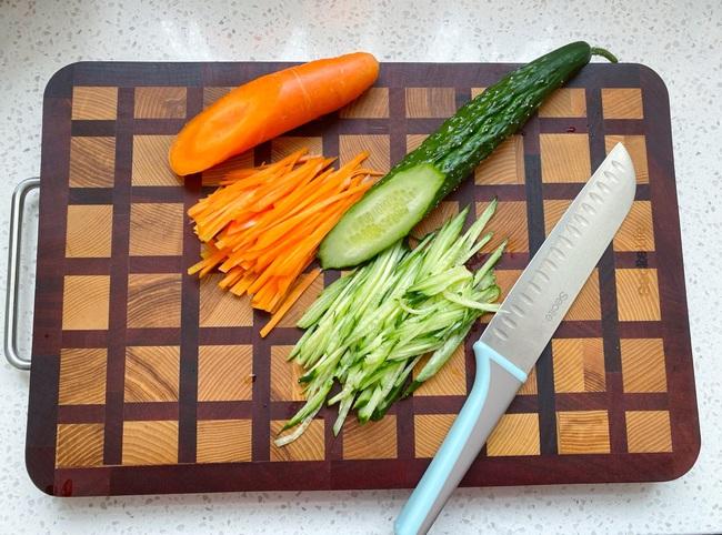 Món ăn 10 điểm cho bàn tiệc Tết vì làm siêu đơn giản lại nhiều rau và đẹp mắt  - Ảnh 2.