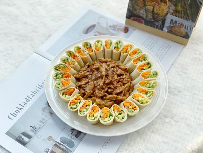 Món ăn 10 điểm cho bàn tiệc Tết vì làm siêu đơn giản lại nhiều rau và đẹp mắt  - Ảnh 11.