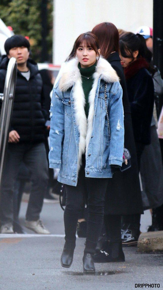 Momo cao có 1m62 quần skinny jeans - Ảnh 3.
