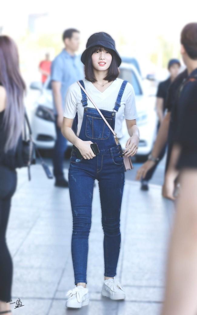 Momo cao có 1m62 quần skinny jeans - Ảnh 6.