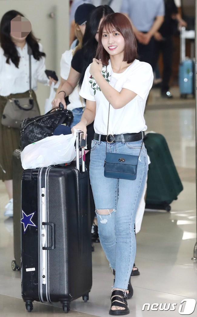 Momo cao có 1m62 quần skinny jeans - Ảnh 9.
