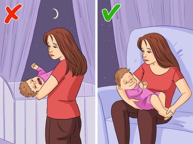 7 vị trí huyệt đạo này sẽ xoa dịu mọi cơn đau, giúp trẻ ăn ngon ngủ sâu - Ảnh 7.