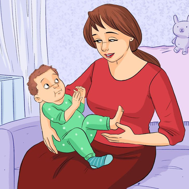 7 vị trí huyệt đạo này sẽ xoa dịu mọi cơn đau, giúp trẻ ăn ngon ngủ sâu - Ảnh 6.