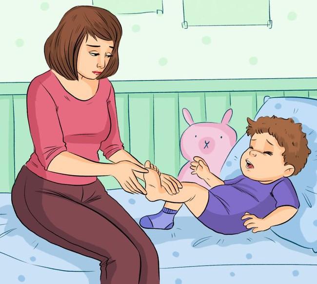 7 vị trí huyệt đạo này sẽ xoa dịu mọi cơn đau, giúp trẻ ăn ngon ngủ sâu - Ảnh 4.