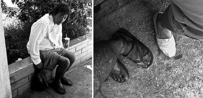 Đi chụp hình người vô gia cư, cô gái mồ côi khóc nghẹn khi phát hiện danh tính người đàn ông rách rưới trong bức ảnh mình vô tình chụp được  - Ảnh 6.