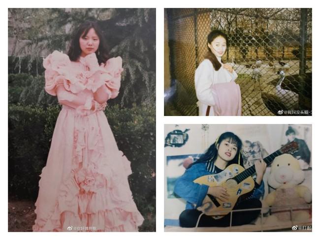 """""""Xin chào Lý Hoán Anh"""" bán vé 4.700 tỷ: Con gái ủng hộ mẹ cưới người yêu mình, làm Weibo dậy sóng vì trend khoe ảnh mẹ lúc trẻ - Ảnh 4."""