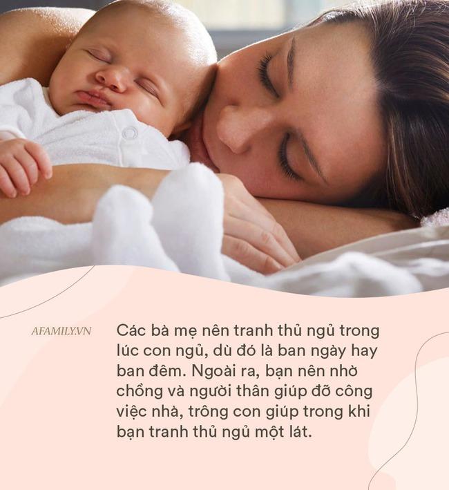 Nghiên cứu mới cho thấy: Người mẹ sẽ mất ngủ ít nhất 6 năm kể từ khi có con - Ảnh 4.
