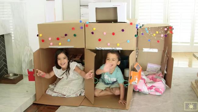 """Làm việc tại nhà với 1 đứa trẻ nheo nhéo bên cạnh, đây là những hoạt động hay ho giúp các mẹ """"sống sót"""" mà con vẫn chơi vui - Ảnh 5."""
