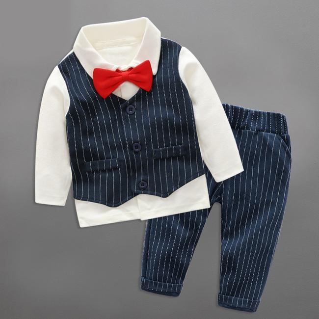 """3 kiểu trang phục cực xinh cho bé trai diện Tết, đảm bảo con mặc """"bao đẹp"""" mà giá cả lại vô cùng yêu thương - Ảnh 8."""