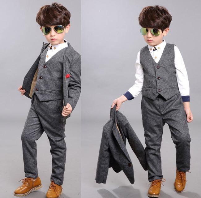 """3 kiểu trang phục cực xinh cho bé trai diện Tết, đảm bảo con mặc """"bao đẹp"""" mà giá cả lại vô cùng yêu thương - Ảnh 3."""