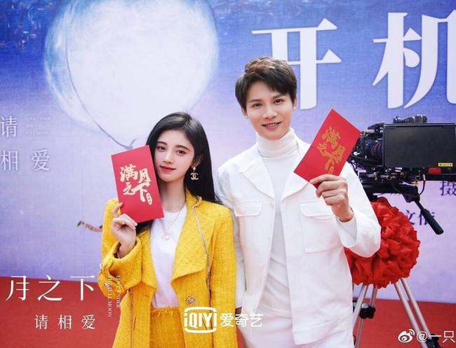 Cúc Tịnh Y mặc váy cưới đẹp mong manh yếu đuối nhưng vẫn bị netizen mắng té tát vì mặt quá đơ cứng  - Ảnh 7.