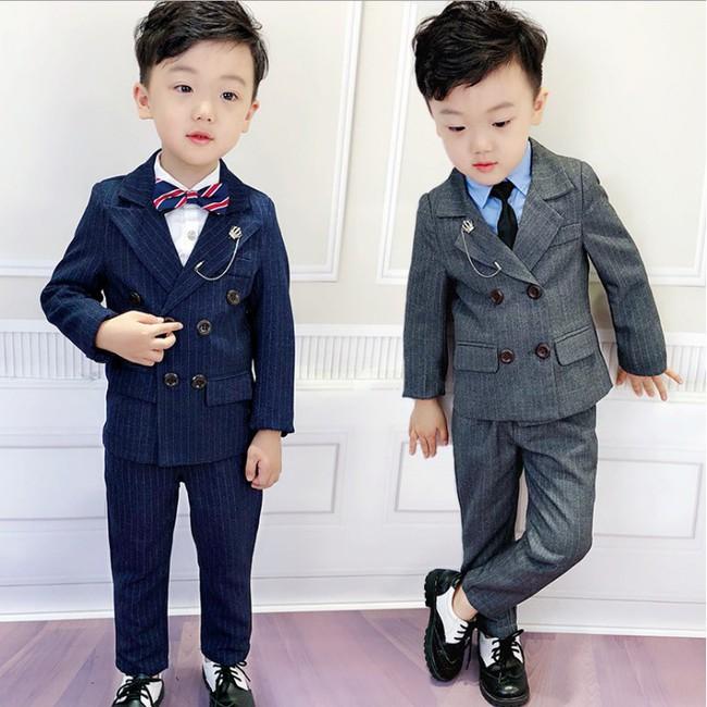 """3 kiểu trang phục cực xinh cho bé trai diện Tết, đảm bảo con mặc """"bao đẹp"""" mà giá cả lại vô cùng yêu thương - Ảnh 1."""