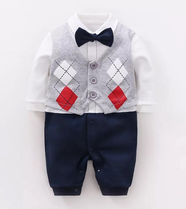 """3 kiểu trang phục cực xinh cho bé trai diện Tết, đảm bảo con mặc """"bao đẹp"""" mà giá cả lại vô cùng yêu thương - Ảnh 7."""
