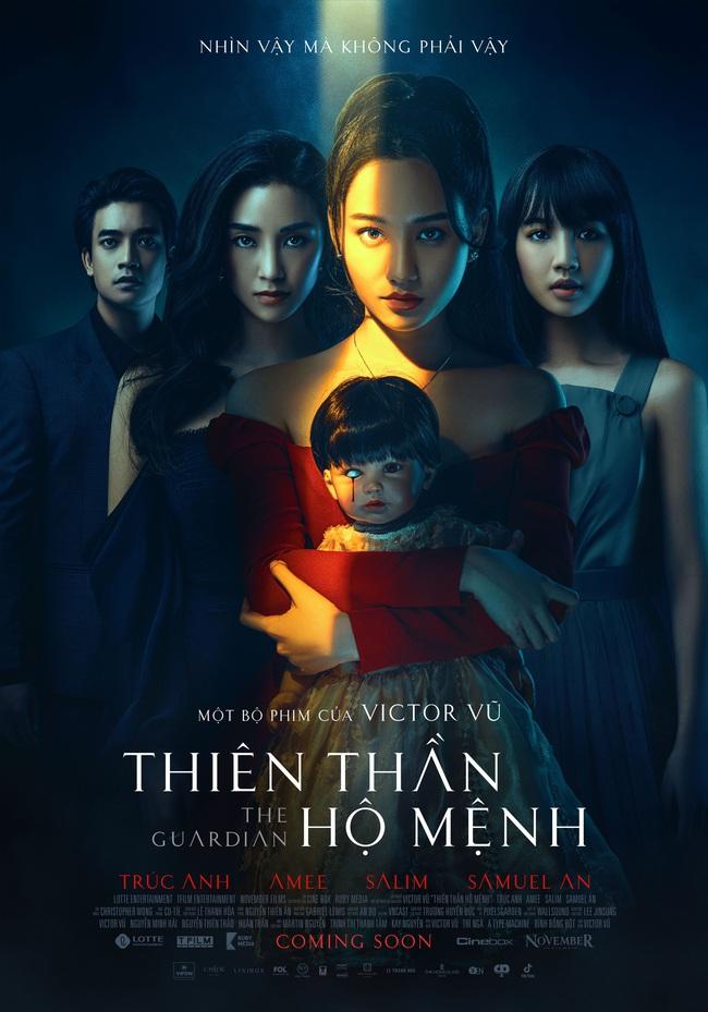 Victor Vũ tung poster chính thức cho phim bùa ngải showbiz, Chi Pu bất ngờ mất tích - Ảnh 1.