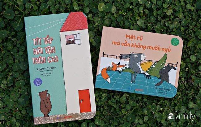 Bí mật tạo nên sự khác biệt kì diệu trong những cuốn sách đọc trước giờ đi ngủ cho trẻ từ 0-6 tuổi - Ảnh 3.