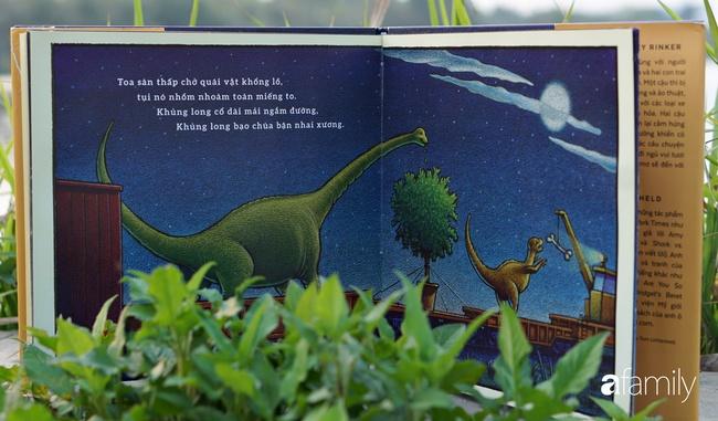 Bí mật tạo nên sự khác biệt kì diệu trong những cuốn sách đọc trước giờ đi ngủ cho trẻ từ 0-6 tuổi - Ảnh 10.