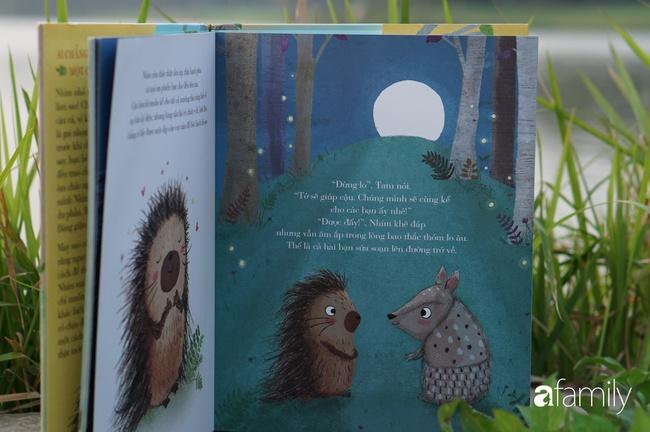 Bí mật tạo nên sự khác biệt kì diệu trong những cuốn sách đọc trước giờ đi ngủ cho trẻ từ 0-6 tuổi - Ảnh 6.
