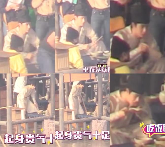 """Netizen bấn loạn vì cảnh giường chiếu của Vương Nhất Bác và """"vị hôn thê"""" Tống Dật  - Ảnh 2."""