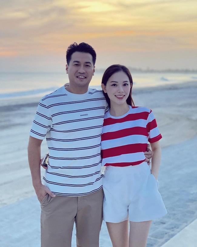 Style của Linh Rin khi sóng đôi với Phillip Nguyễn: Đơn giản mấy cũng cực ra dáng thiếu phu nhân, bảo sao dân tình cứ giục cưới - Ảnh 8.