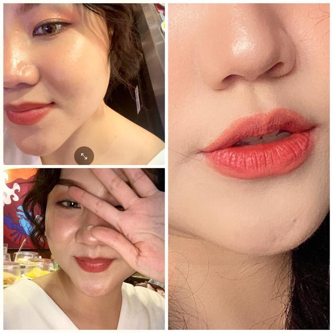 Làm việc trong trung tâm thương mại, cô nàng này chia sẻ bí quyết giữ lớp makeup từ sáng tới chiều  - Ảnh 3.