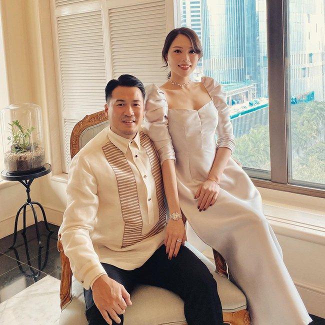Style của Linh Rin khi sóng đôi với Phillip Nguyễn: Đơn giản mấy cũng cực ra dáng thiếu phu nhân, bảo sao dân tình cứ giục cưới - Ảnh 3.