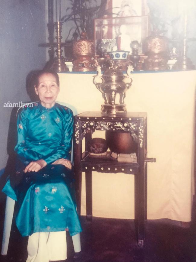 Cung nữ cuối cùng của triều Nguyễn vừa qua đời, hưởng thọ 102 tuổi - Ảnh 4.