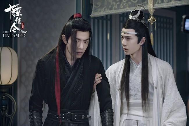 """Phim đam mỹ mới vừa nhá hàng đã bị tố đạo nhái """"Trần Tình Lệnh"""", netizen gọi tên Vương Nhất Bác - Tiêu Chiến - Ảnh 4."""